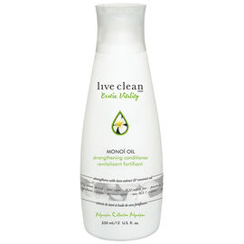 Live Clean Exotic Vitality Monoi Oil Conditioner - 350ml
