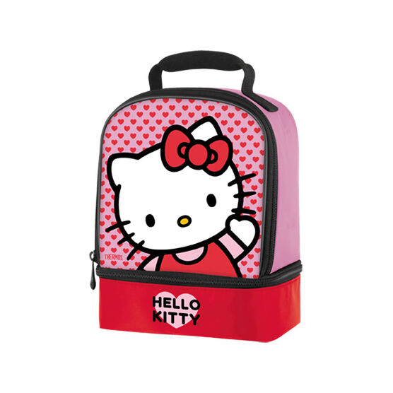 Thermos Dual Compartment Lunch Kit - Hello Kitty
