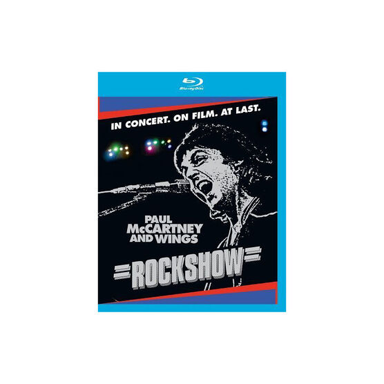 Paul McCartney and Wings - Rockshow - Blu-ray