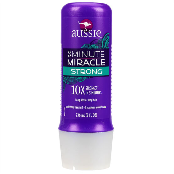 Aussie 3 Minute Miracle Deep Conditioner- Strong - 236ml