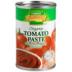 London Plantation Organic Tomato Paste - 156ml
