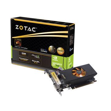 ZOTAC GeForce GT 740 Graphics Card - 2GB - ZT-71006-10H
