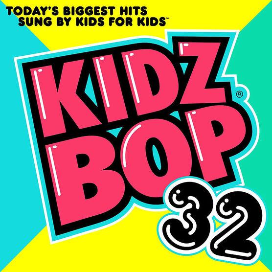 Kids Bop Kids - Kidz Bop 32 - CD