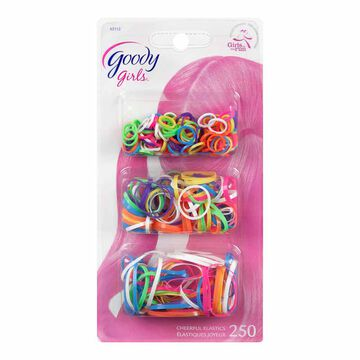 Goody Ouchless Elastics - Mini - 250's