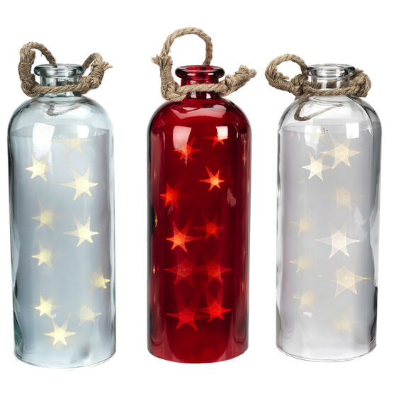 London Drugs LED Bottle Lamp - Assorted