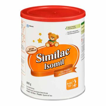 Isomil Step 2 Powder - 800g