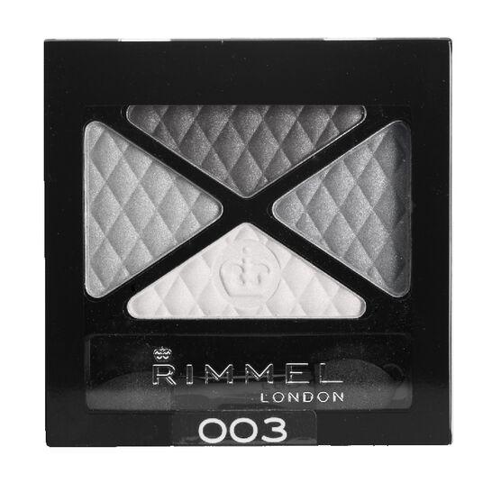 Rimmel Glam'Eyes Quad Eyeshadow - Smokey Noir