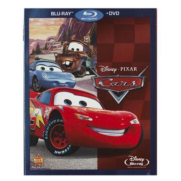 Cars - Blu-ray + DVD