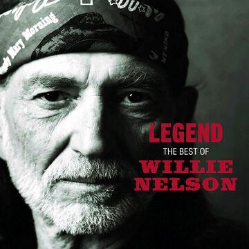Willie Nelson - Legend: The Best of Willie Nelson - CD