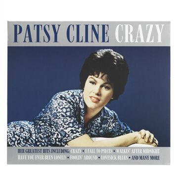 Patsy Cline - Crazy - CD