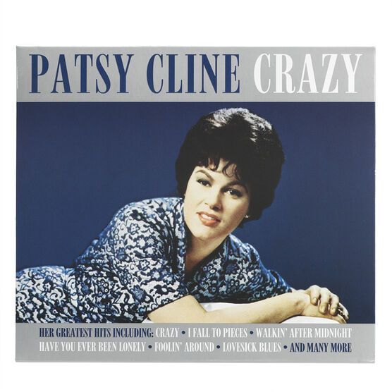 Patsy Cline - Crazy - CD