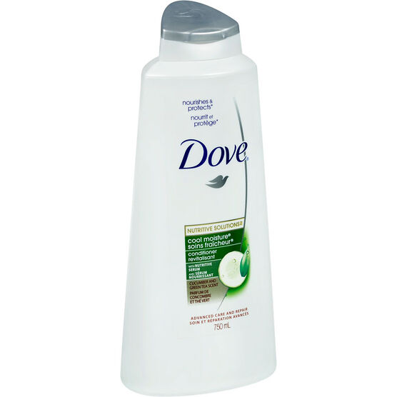 Dove Cool Moisture Conditioner - Cucumber & Green Tea - 750ml