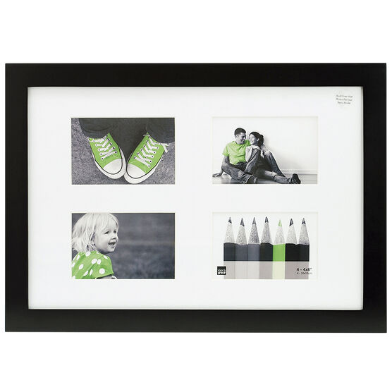KG Langford 12x18 Black Collage Frame