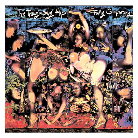 The Tragically Hip - Fully Completely - Vinyl