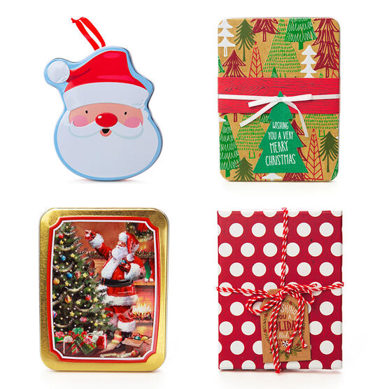 Christmas Gift Card Holders - 14260243-GCHA - Assorted