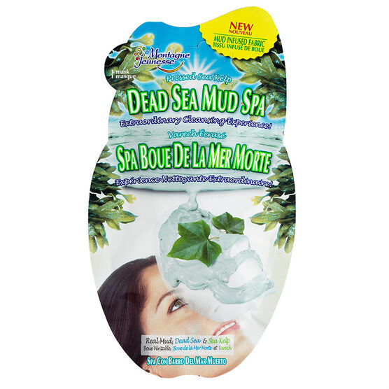 Montagne Jeunesse Dead Sea Mud Spa