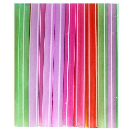 Bubble Tea Straws - 8inch - 50's