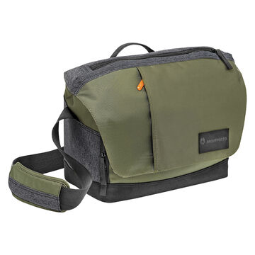 Manfrotto Street Messenger - Green - MS-M-IGR