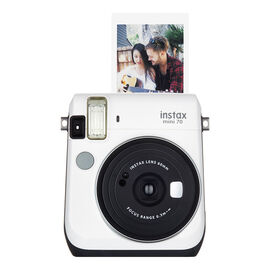 Fuji Instax Mini 70 - Moon White - 600015770