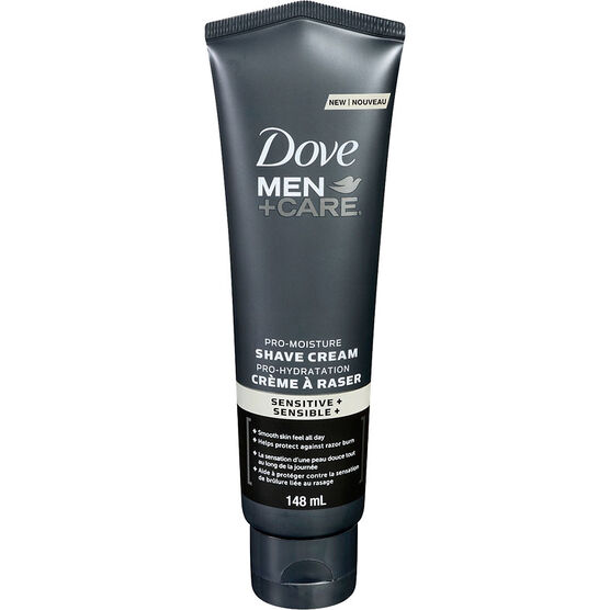 Dove Men +Care Sensitive+ Pro-Moisture Shave Cream - 148 ml