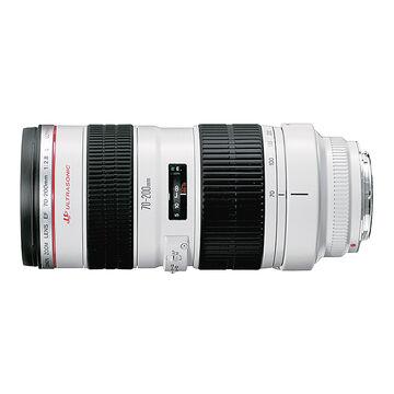 Canon EF 70-200mm f/2.8L USM Telephoto Zoom Lens