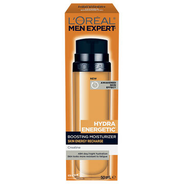 L'Oreal Men Expert Hydra-Power Turbo Booster Wake-Up Fuel - 50ml