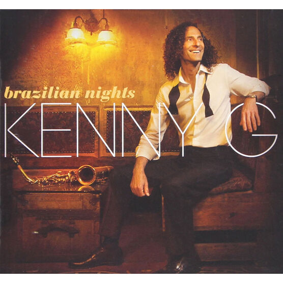 Kenny G - Brazilian Nights - 2 CD