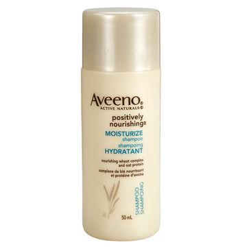 Aveeno Positively Nourishing Moisturize Shampoo - 50ml