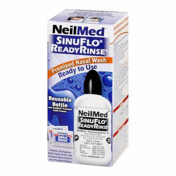 NeilMed SinuFlo Ready Rinse - 240ml