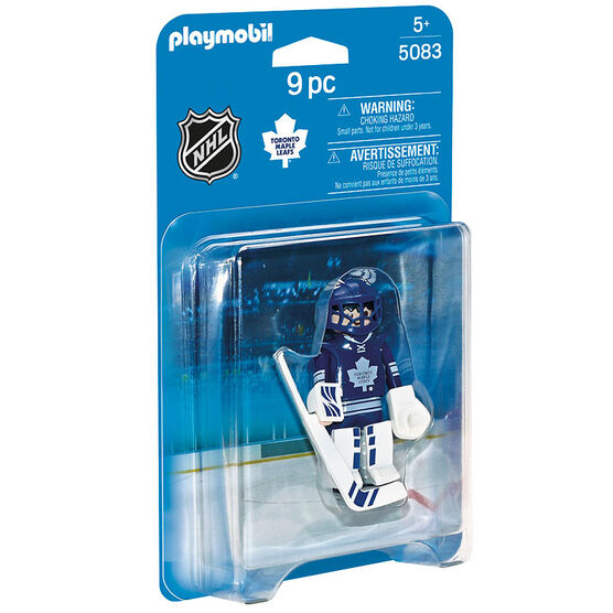 Playmobil NHL Maple Leafs Goalie - 50830