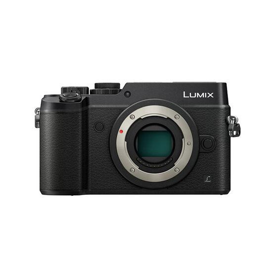 Panasonic LUMIX GX8 Body - Black - DMCGX8K