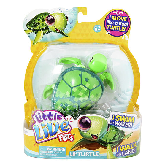 Little Live Pets - Turtle - Assorted