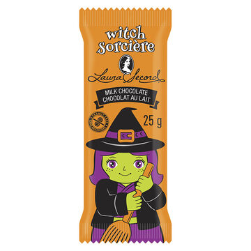 Laura Secord Milk Chocolate Witch - 25g