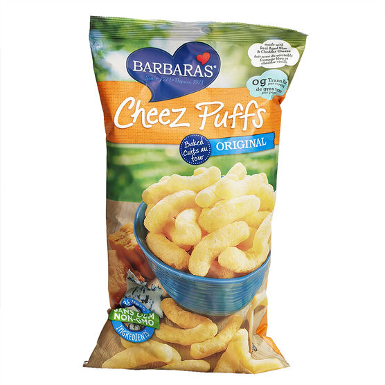 Barbara's Baked Cheese Puffs - Original - 155g