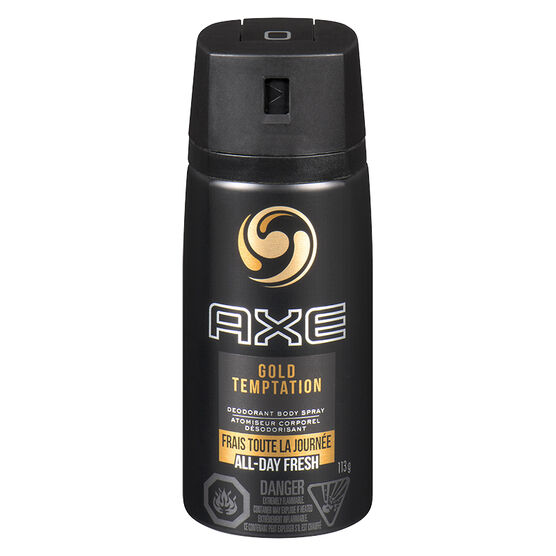 Axe Gold Temptation Daily Fragrance - 113g