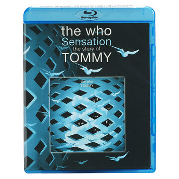 The Who - Sensation: The Story Of Tommy - Blu-ray