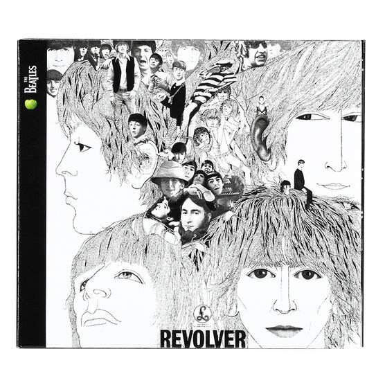 The Beatles - Revolver: Remastered - CD