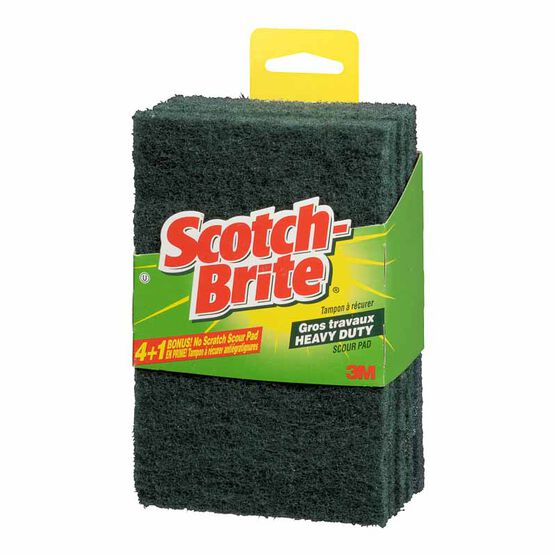 3m Scotch-Brite Scouring Pads - 4 pack - SB511