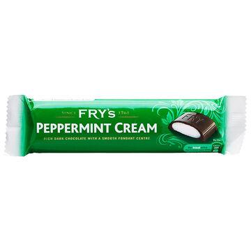 Fry's Bar Peppermint Cream - 49 g