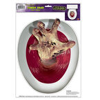 Halloween Hand Toilet Topper