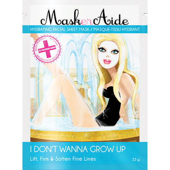 MaskerAide I Don't Wanna Grow Up - 23g