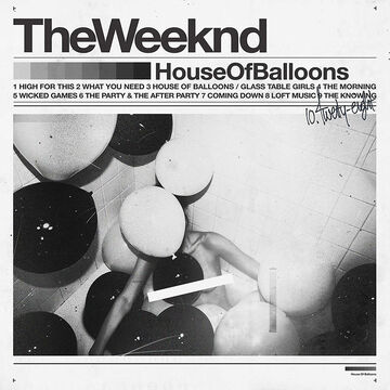 The Weeknd - House Of Balloons - Vinyl