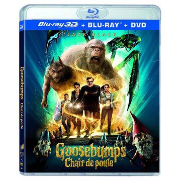 Goosebumps - 3D Blu-ray