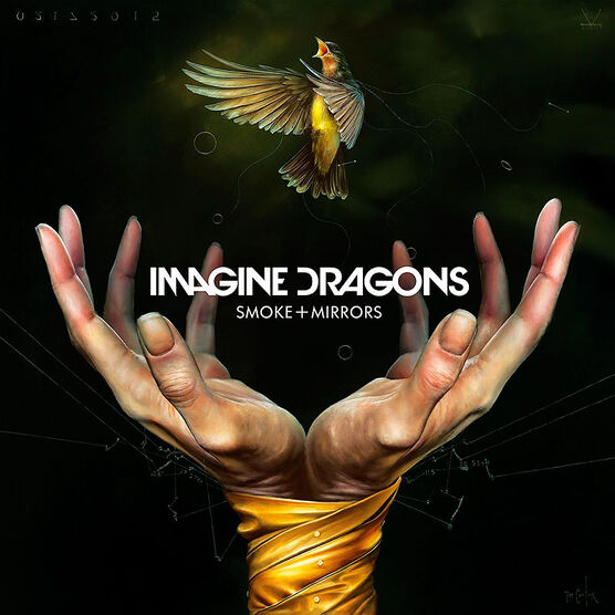 Imagine Dragons - Smoke + Mirrors - CD