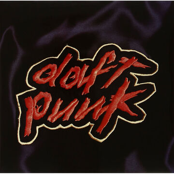 Daft Punk - Homework - 2 LP Vinyl
