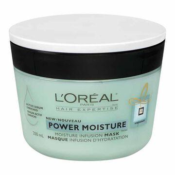 L'Oreal Power Moisture Moisture Infusion Mask - 250ml