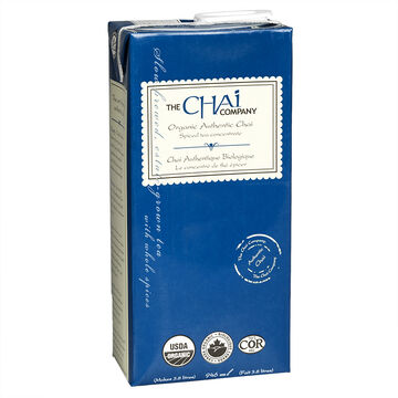 The Chai Company  - Organic Authentic Chai - 946ml