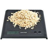 Salter Arc Electronic Kitchen Scale - 1066-BKEF
