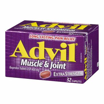 Advil Muscle and Joint Extra Strength Caplets - 32's