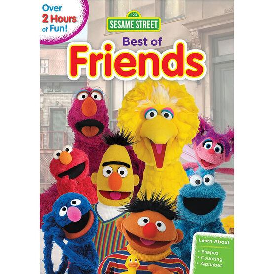 Sesame Street: Best Of Friends - DVD
